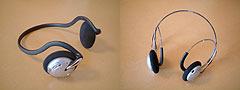 ヘッドフォン改造